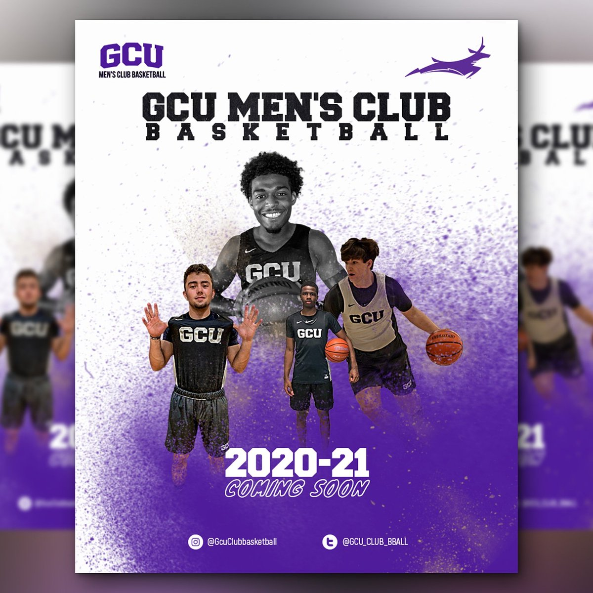 The 2020-21 season for GCU Men's Club Basketball is right around the corner.  If you have any questions about player eligibility, tryouts, or schedules please contact us for more information!  #GCUBASKETBALL #GOLOPES #grandcanyonuniversity #gcuclubsports #gcu https://t.co/zc3pclx5AZ