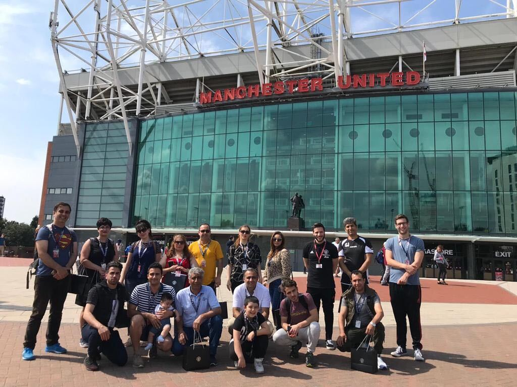"""""""It was brilliant and thank you that MU Foundation let me have this chance."""" 🤩  This #WorldRefugeeDay we celebrate all the refugees and asylum seekers who have enjoyed a visit to #OldTrafford this season, thanks to ticket donations from the Foundation ⚽️❤️   #MUFC https://t.co/lDYrWzEDAa"""