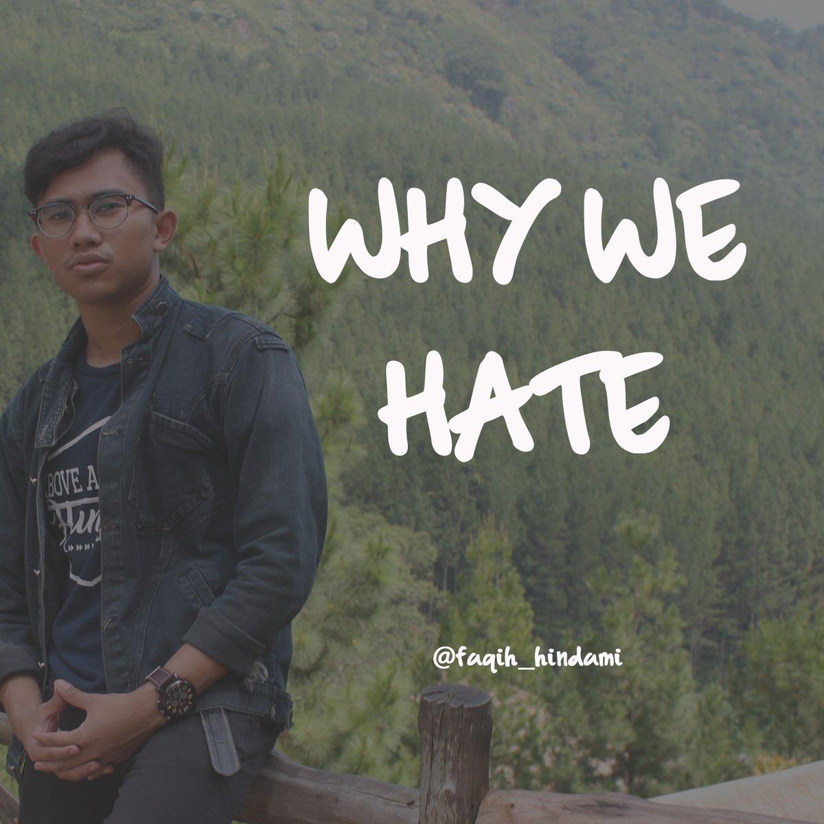 Why we hate us dick meyler