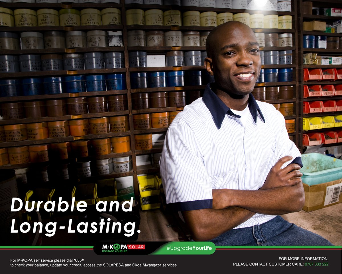 Power your business with clean, green and renewable energy. Our SOLAR products are durable and will keep your business running for years to come. Get them in easy instalments here: https://t.co/Wrkp606tBx #UpgradeYourLife https://t.co/l0SWnEdxTM