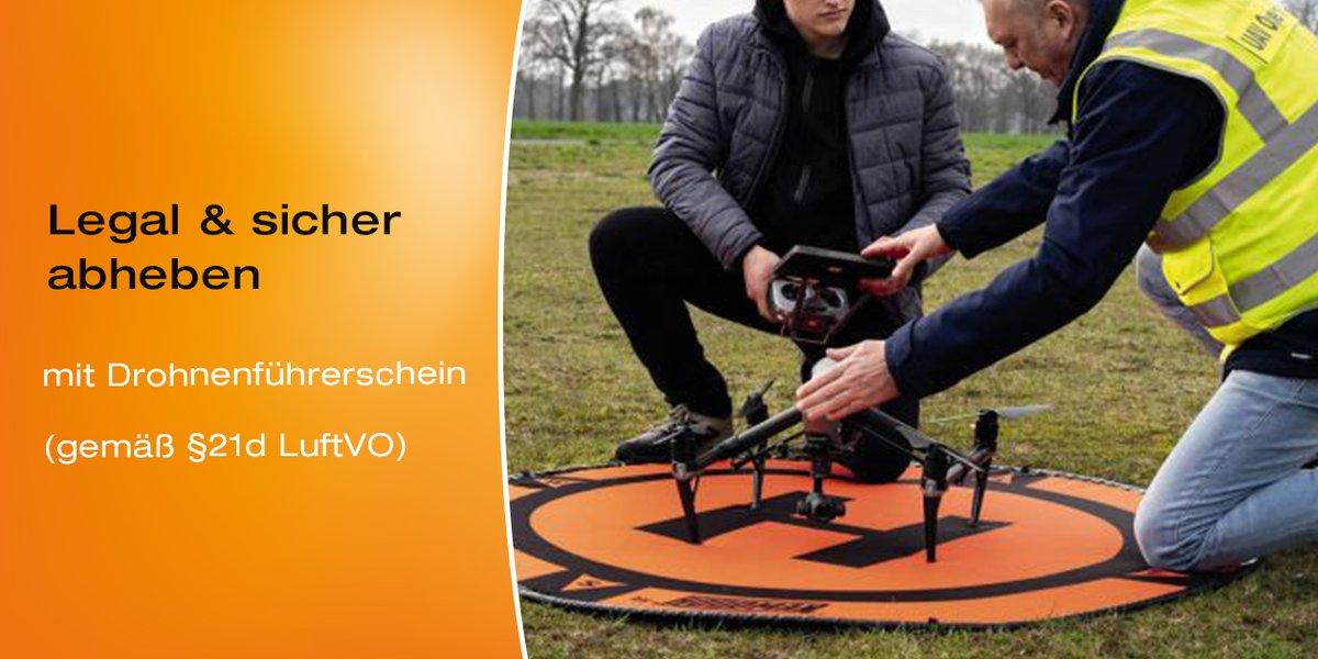 Ab in die Lüfte! Jetzt einer der letzten Plätze für die #Operatorschulung für #Drohnen sichern - inkl. Kenntnisnachweis gemäß §21d LuftVO. Die Schulung findet am 07. bis 08.07.2020 statt. Zur #Testo Akademie - hier mehr erfahren:  https://t.co/oo5iEJUFAr https://t.co/DiwtWt9ypM
