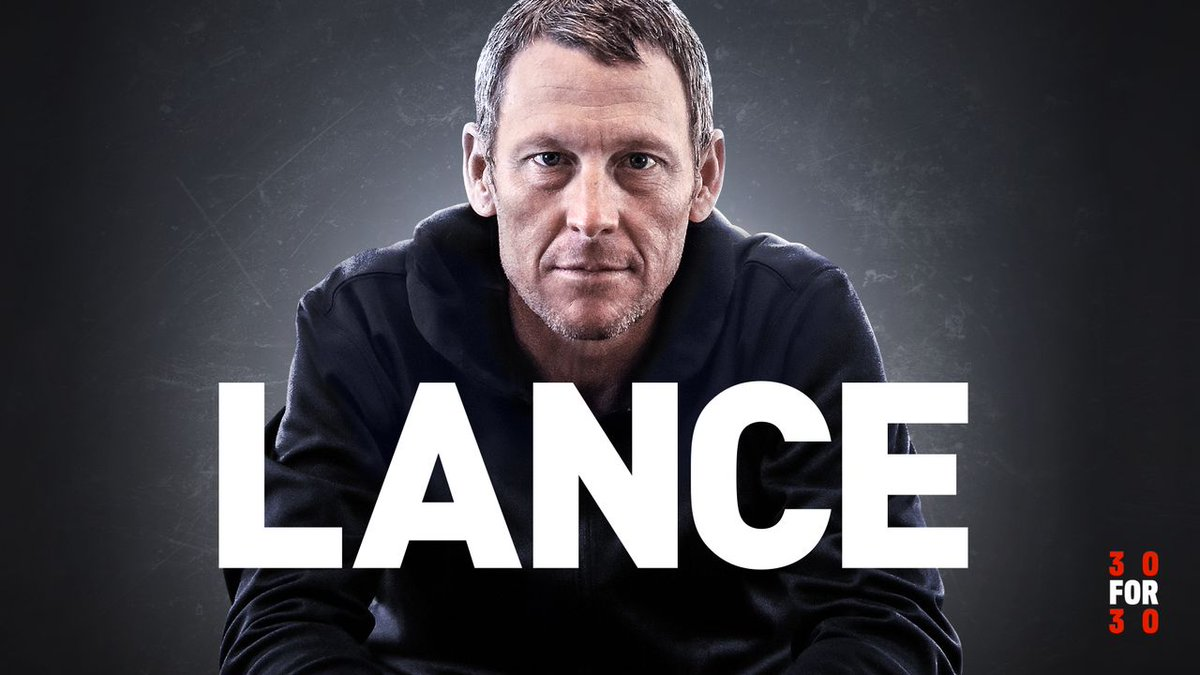 #DOCUMENTAL Lo que dejó la primera parte de #Lance, la vida de Lance Armstrong. Los detalles en esta nota.    https://t.co/qQ8D6WR4Na https://t.co/ja9yRYQvJe