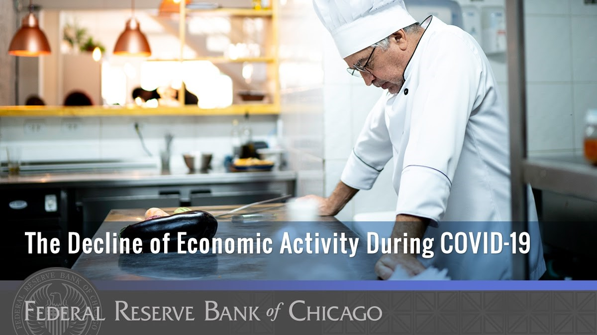 On June 8, @nberpubs announced a peak in the business cycle. Brave and Cole examine how #data indexes including #CFNAI, #BBKI and indexes from @PhilFedResearch and @NewYorkFed can be used to measure #economic decline during the #COVID19 pandemic. https://t.co/QRVTLMEOaZ https://t.co/2z1wx4xSFy