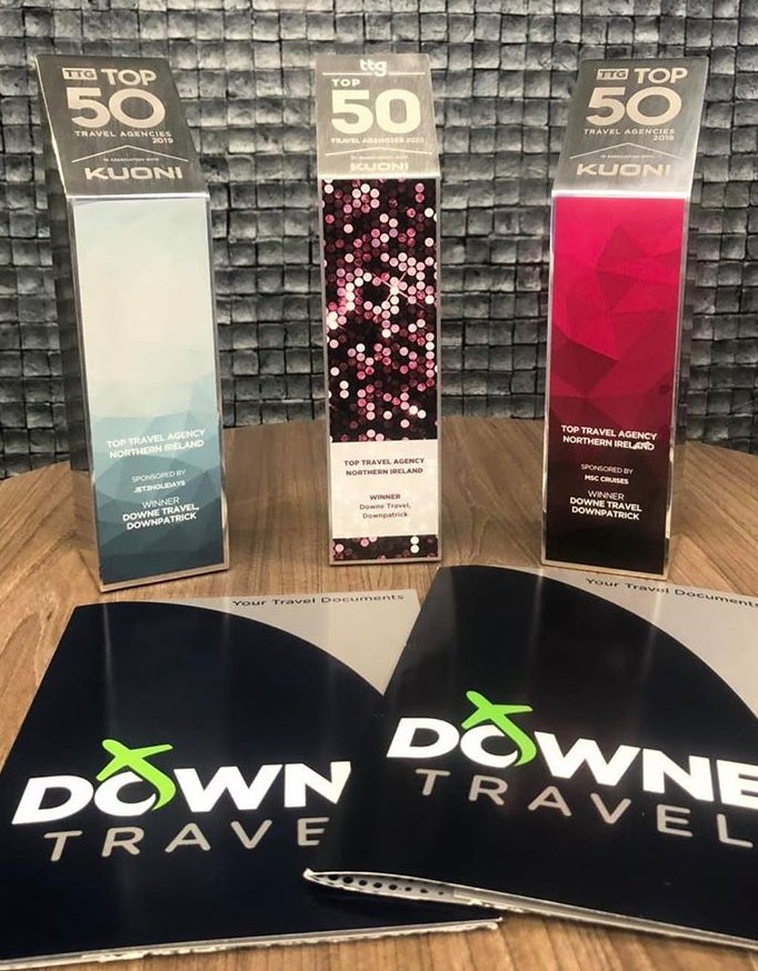 The team are looking forward to our first 'Virtual' Awards ceremony at 5pm celebrating with all our travel buddies!! 🥳🍾#ttgtop50 @TTGMedia https://t.co/LJvS6CRrNI