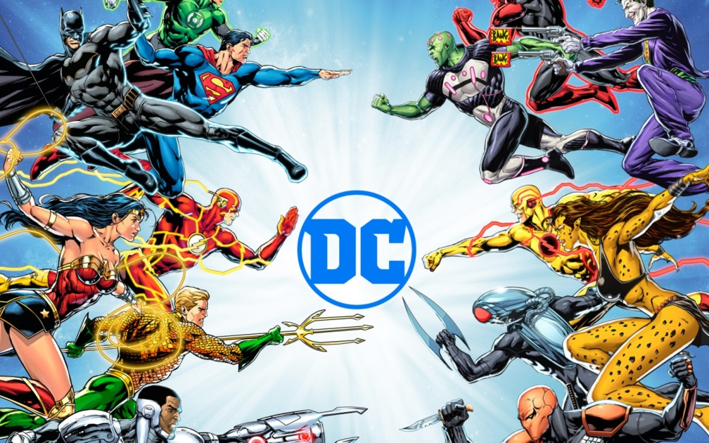 Spotify is working with DC Comics to create exclusive podcasts