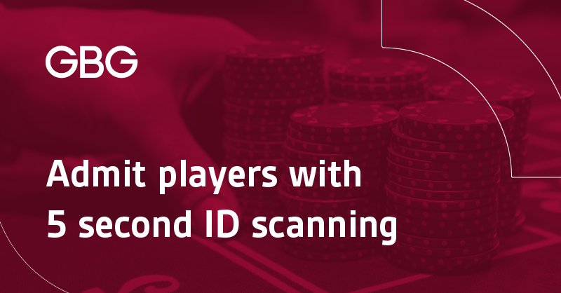 Verify player identities within 5 seconds, capture 99% of documents and meet AML and KYC compliance with our hardware scanners. Get in touch to find out more #identity #casino https://t.co/L3iuKHv27a https://t.co/R7AJ4DbfhT