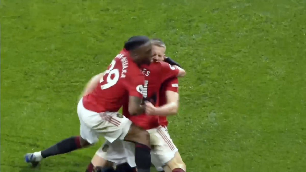 Nobody does a comeback, quite like United.  @ManUtd, ready for the return.  https://t.co/N3Lu7N5XNd https://t.co/QZUegWCb6b