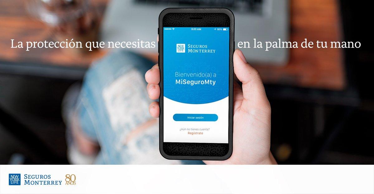 Con la app de MiSeguroMty puedes tener acceso a toda la información de tu póliza de #GastosMédicosMayores, pedir ayuda en caso de emergencia y contar con un respaldo desde donde te encuentres. ¡Descárgala!  IOS👉https://t.co/FBW3jVhZ4j  Android👉https://t.co/AWfx8CJ03c https://t.co/MfTM5OoPYJ