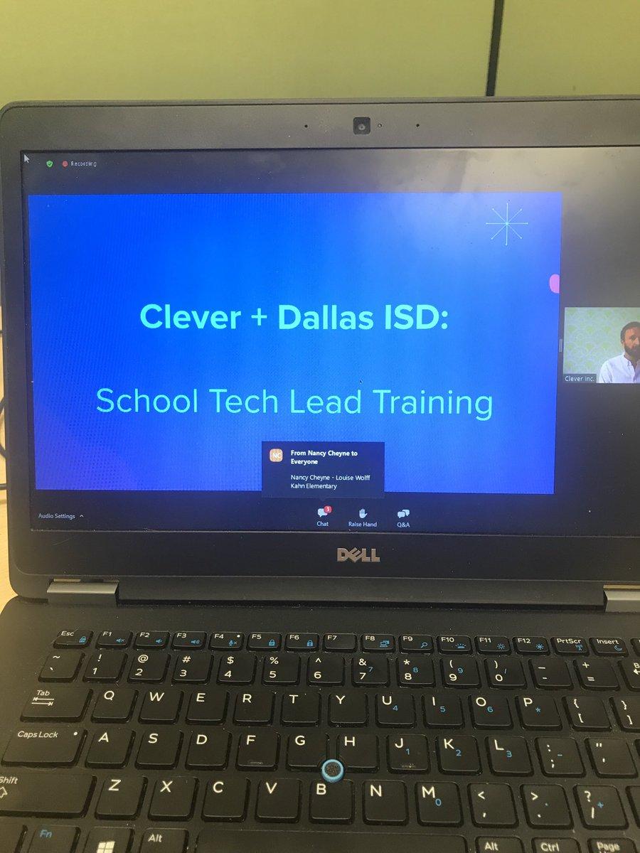 Wonderful training with so much information. #LevelUpDallasISD @DISD_Libraries @dallaslibrary