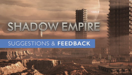 Foro de Shadow Empire