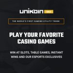 Image for the Tweet beginning: Play your favorite casino games