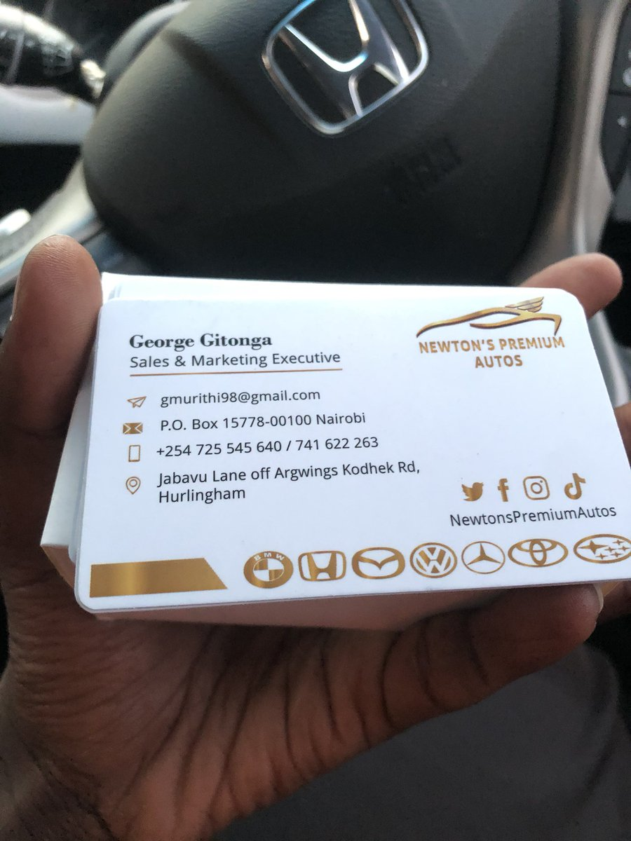 You guys hit me up for some nicely done Business cards RT my Client is on your tl