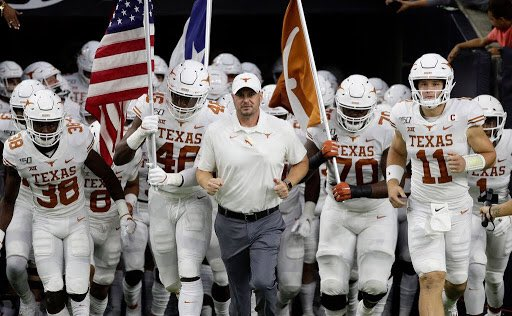 BREAKING: 13 players on the Texas Longhorns football team have tested positive for COVID-19. https://t.co/YnQcXaAjYc