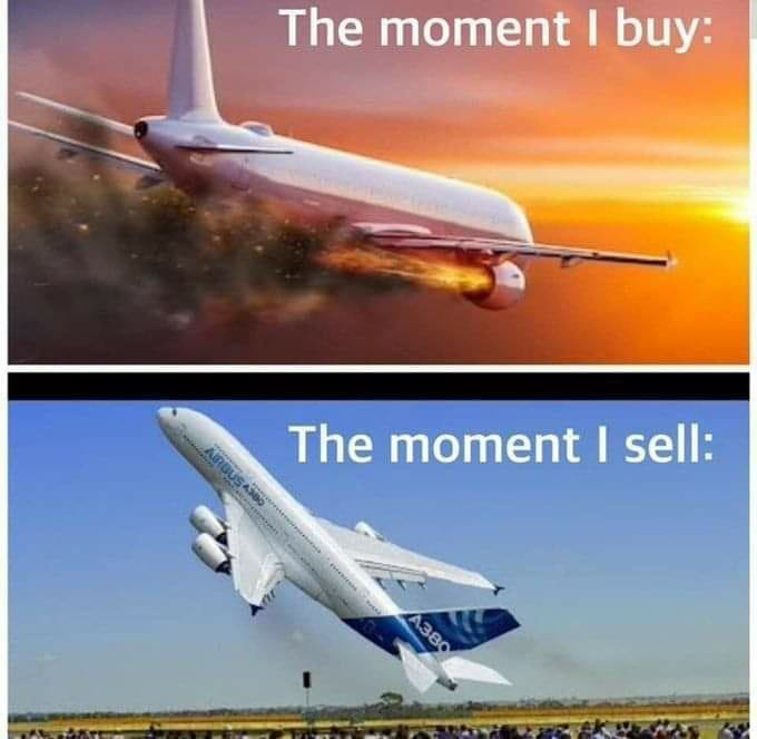 Every trader has felt like this a few times. https://t.co/3McECRyiV7
