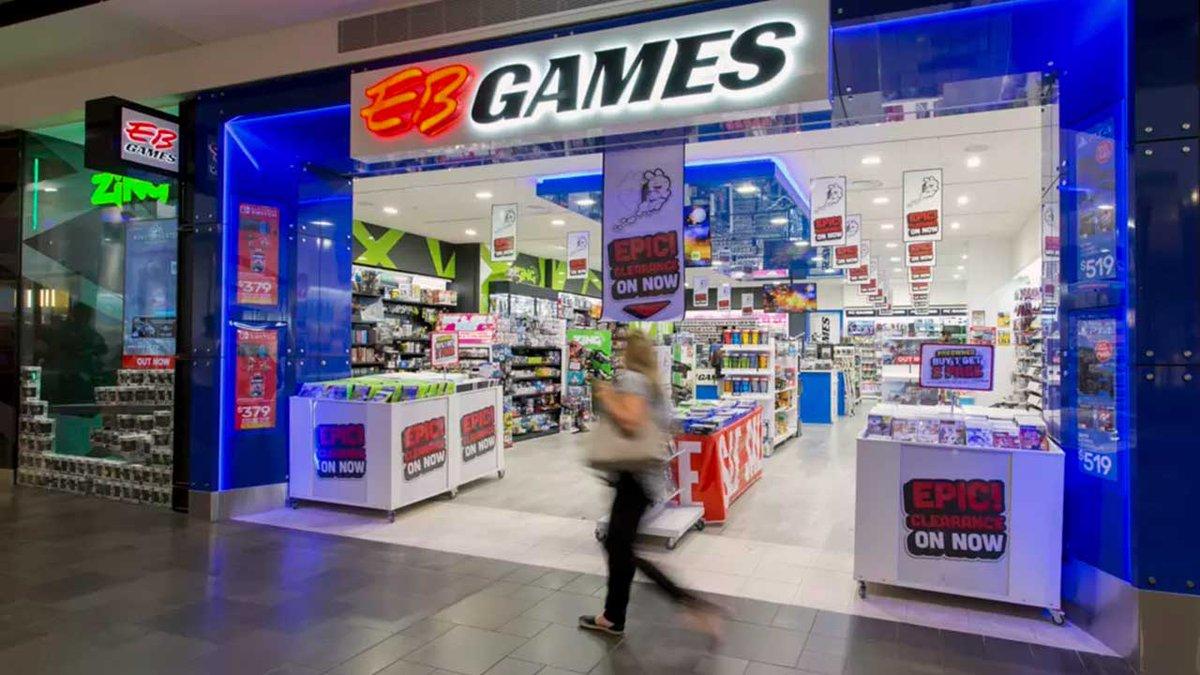 EB Games Is Doubling Bonus Trade Credit So Start Trading Ahead Of PS5/Xbox Series X https://t.co/eiRVlo5Skj https://t.co/WzoljZNrM8