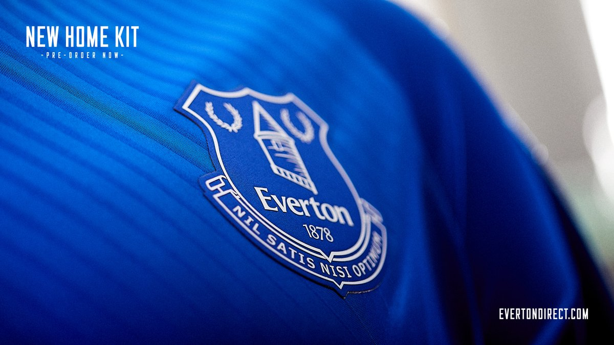 👕We're giving away the new @Everton 2020/21 shirt.  To enter to win;  ▶️Follow @GrandOldTeam 🔄Retweet this image  Winner announced 17 July in the replies - good luck!  👉https://t.co/OzDKzStIbm  #MoreThanEleven. https://t.co/LW1XlK2cTB