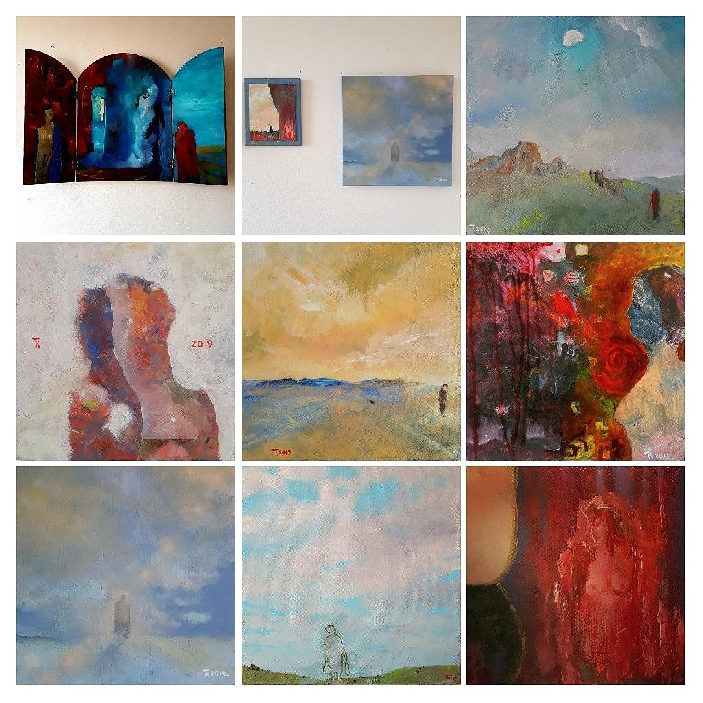 TGIF have a good day.  #artistsontwitter #artshare #artists #arte #kunst #artwit #twitart #frankvandereijk #LA #NYC #NY #expressionism #outsideart #artbasel #Amsterdam #Mokum #expositie #denhaag #COVIDー19 #Symbolism #fineart #abstractart #neoexpressionism<br>http://pic.twitter.com/55v8pwCyig