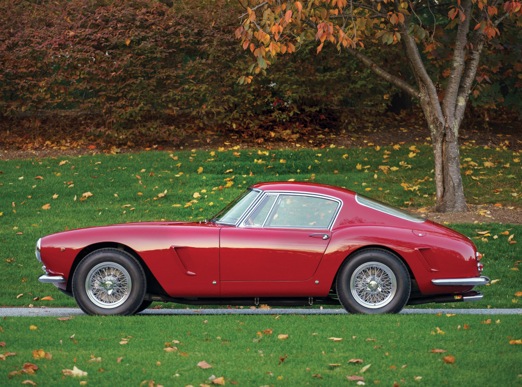 #FerrariFriday ♥️ 1961 #Ferrari 250 GT SWB Berlinetta by Scaglietti Chassis No. 2639 The 83rd of 165 SWB examples built Best-of-Show winner at the 2015 Concorso Italiano  © by Erik Fuller | RM Sotheby's https://t.co/kTs4ZeSCKq