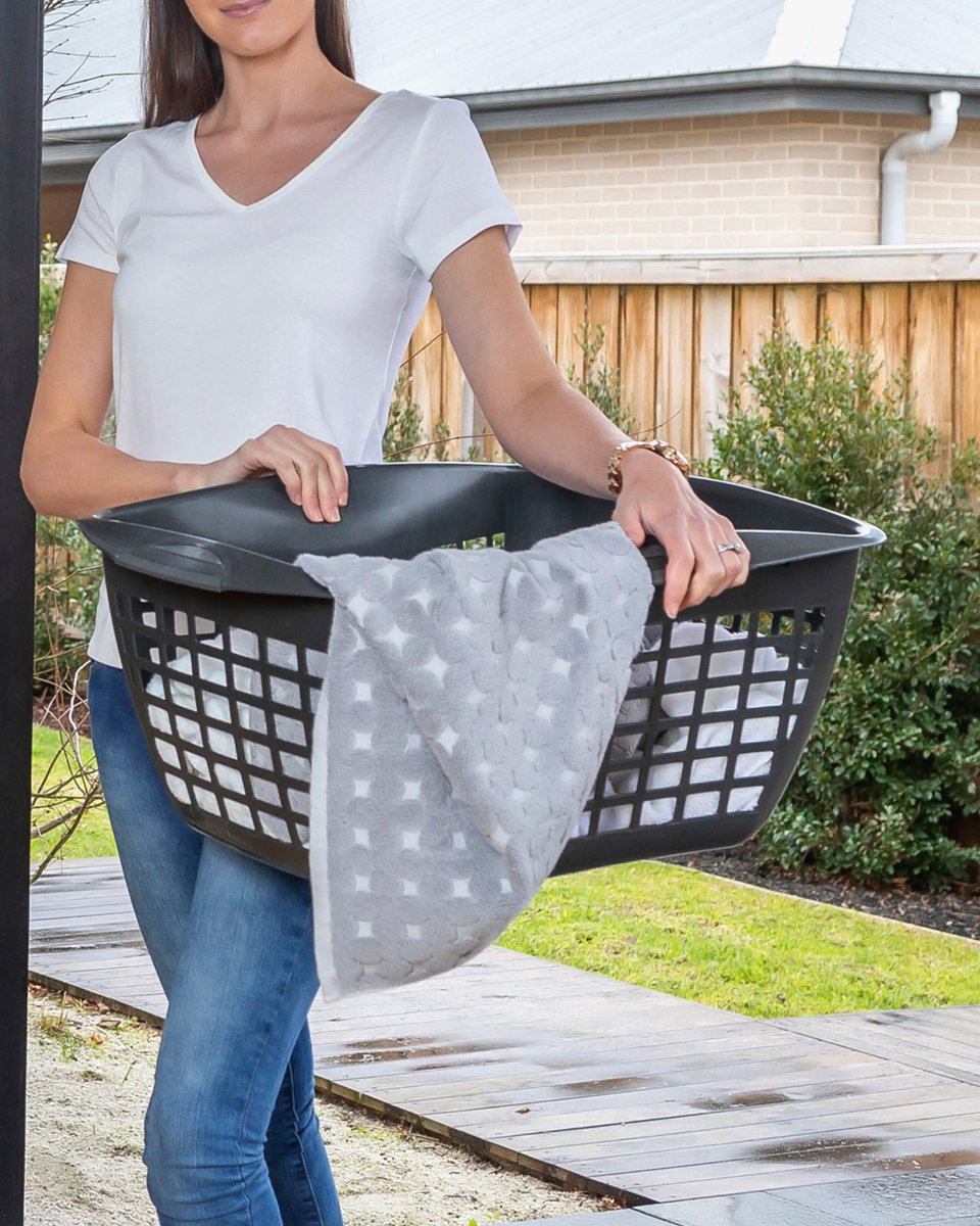 Did you know that a majority of our @HomeLeisureAU range is made in Australia? Further we own HomeLeisure Manufacturing, where the innovative Premium Hip Hugger Laundry Basket is made!  We're committed to and proud Australians. #Australia #BuyAustralian #BuyAussie #AustralianMade