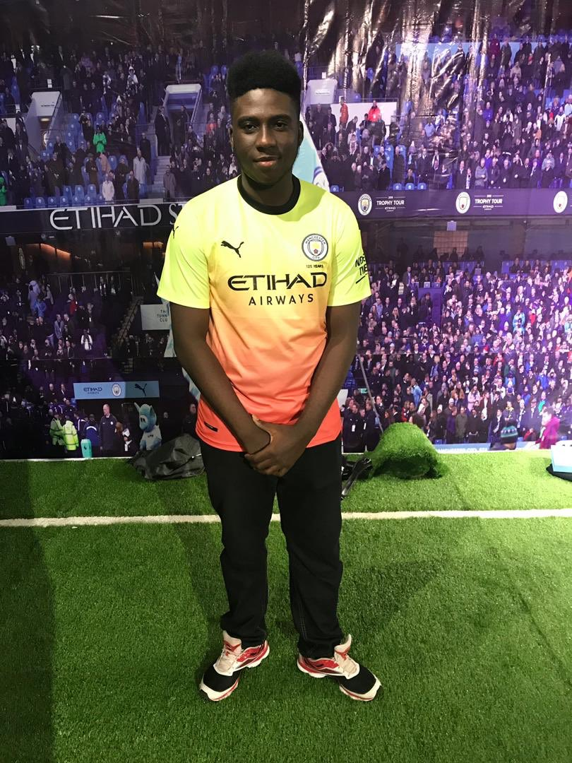 Happy birthday David Onah🎉. @ManCity @PhilFoden @21LVA please wish him a happy birthday💙. https://t.co/rXh4LlNdYo