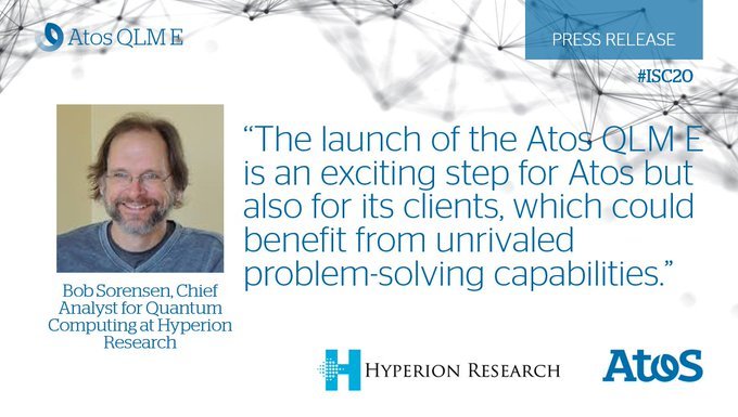 We are excited to announce that Atos extends its portfolio of #quantum solutions with...