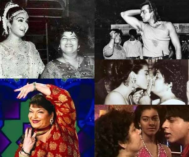 Saroj Khan Master... The Secret Behind Several Superstars Sucess and memorable  blockbuster songs is No More...  May her soul rest in peace🙏🏼 https://t.co/1jjGJ2NchH