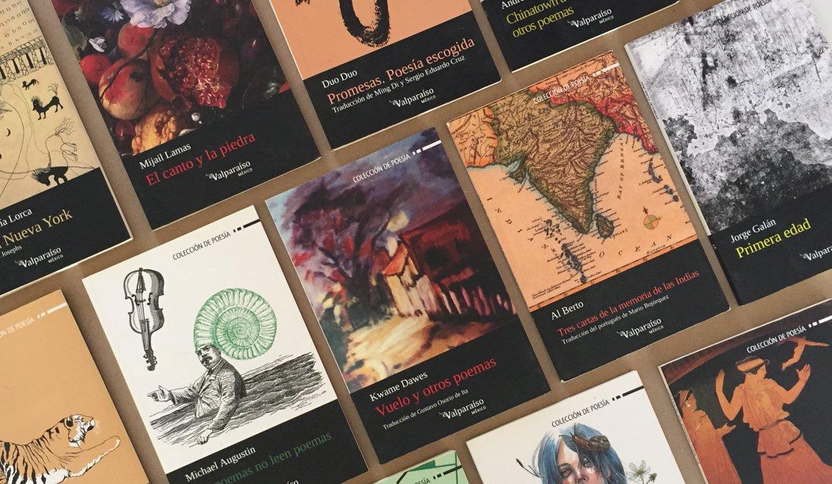 Conoce nuestra nueva librería en línea y encuentra todos los libros de @ValparaisoMex @VisorLibrosMX y @circulodepoesia:  https://t.co/JRmfvK2Jj6 https://t.co/O3lFhgk8yD