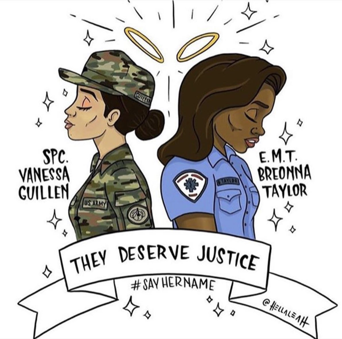 #VanessaGuillen was beaten to death with a hammer on a military base!Her murder was covered up for months before any action was taken!They know who did it and no one is saying anything #BreonnaTaylor's name is no longer trending & the police that murdered her are still free! https://t.co/YvPLZ0Xvvt