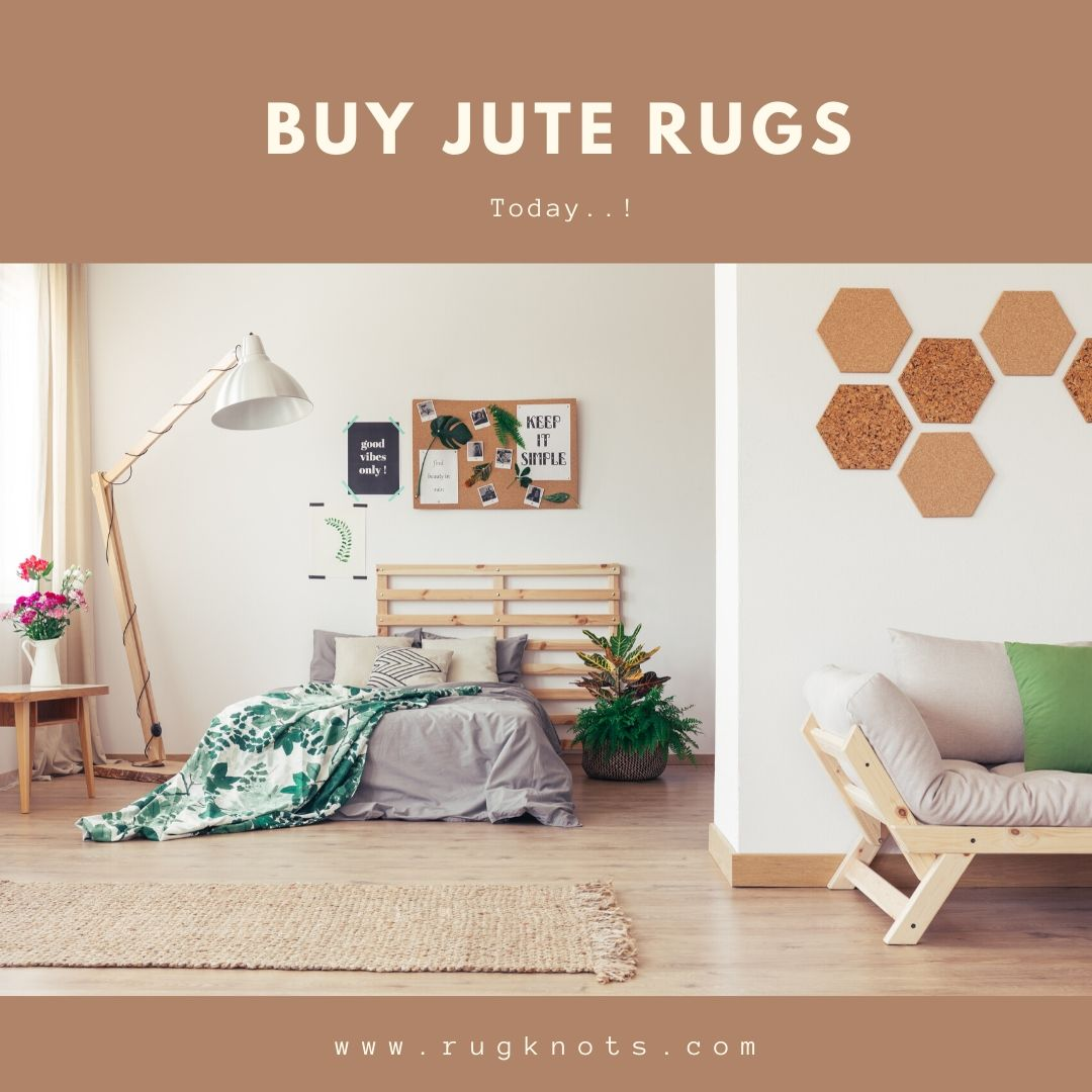 Rugs made from hemp, bamboo, and sea-grass have taken top place when it comes to the designer's choice. But another popular style of rugs is Jute Rugs. Buy now! https://bit.ly/316jU3p #buyjuterugs #juterugspic.twitter.com/GPA1GoUJBL  by RugKnots
