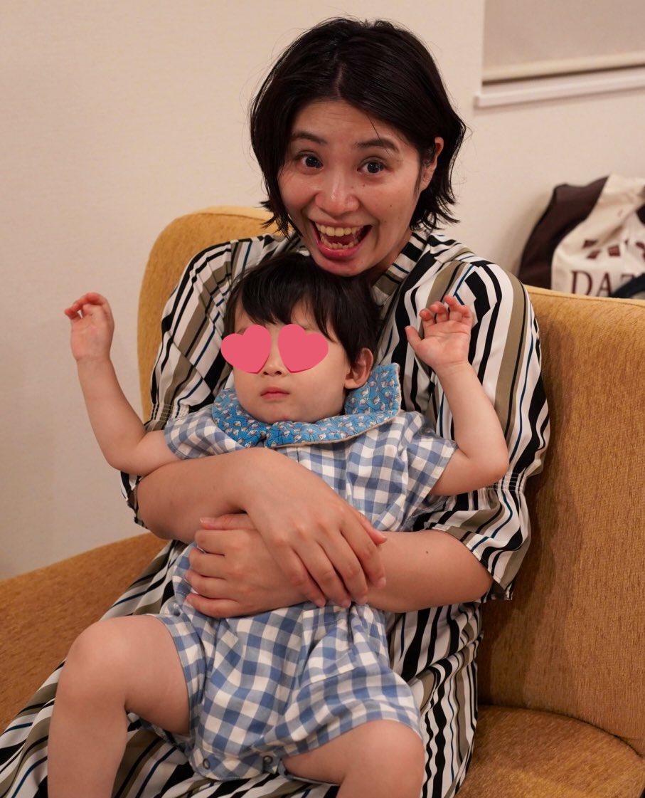 石沢綾子夫