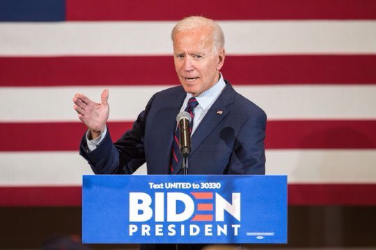 @realDonaldTrump If you're tired of Donald Trump's chaos and corruption, here are some ways to help elect @JoeBiden:  Contribute: https://t.co/PlMbymOdBA  Participate in a virtual event: https://t.co/rUyyvsxb6t  Receive a weekly email update of upcoming virtual events: https://t.co/ubHvjdrdWB https://t.co/kn26RkpvNw
