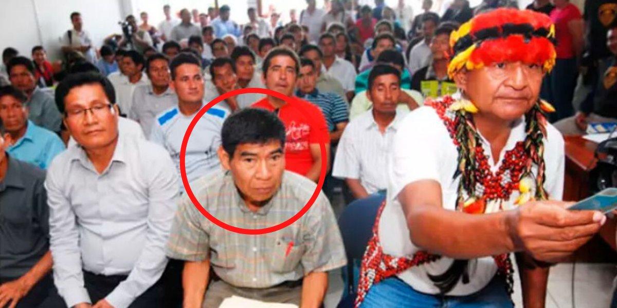 Jesús Manuin declaró a @ConvocaPe que su padre pudo contagiarse, mientras realizaba gestiones para proteger a su comunidad de la pandemia. Este artículo también reseña la histórica lucha de Manuin durante 'El Baguazo', hace 11 años. https://t.co/9yVVEIaMra https://t.co/IMqfVSZW6N