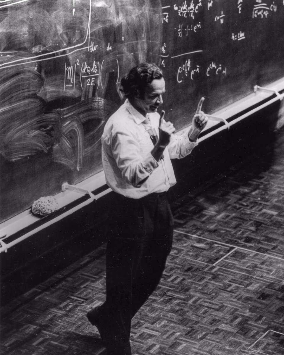 You cannot get educated by this self-propagating system in which people study to pass exams, and teach others to pass exams, but nobody knows anything.  You learn something by doing it yourself, by asking questions, by thinking, and by experimenting. 🧠 https://t.co/VZKjyplBb1