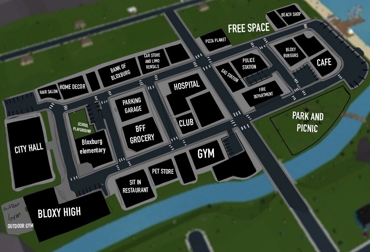 Sbeltnb On Twitter Rbx Coeptus I Ve Designed A New City For The Bloxburg Game I Would Really Love To See This Or Something Like This In Game Someday D Some Of The Plots Are In this video i am showing you the layout of my town.edit. bloxburg game