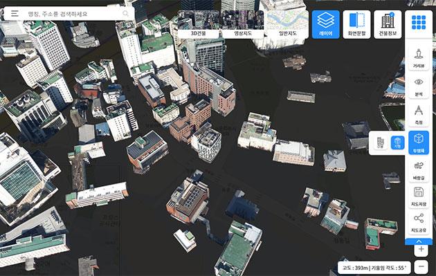 #3D 보는 #스마트서울맵(S-Map) 부동산·환경·교통정보를 한눈에 만나보세요!👀 클릭만으로 공시지가 등 부동산 정보🏘️ 및 CCTV 실시간 교통정보🚗와 같이 시민들이 자주 찾는 행정정보 확인 가능!🔎mediahub.seoul.go.kr/archives/12872…
