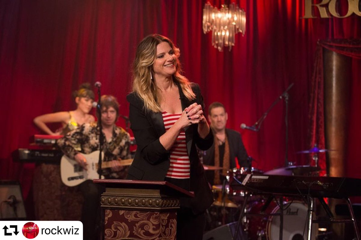 Tonight! RocKwiz Salutes the 90s on @SBSVICELAND at 7.30pm. Join @julia_zemiro with guests @DaveyLane1 @timfreedman @forsternet @EmmaDonovanDAWN and Vika and Linda Bull to relive the 90s! https://t.co/ycdaNQpzfS