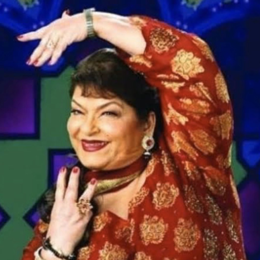 A beautiful soul is never forgotten. Rest in peace Saroj ji 🙏 #sarojkhan https://t.co/aQlQZS1oS3