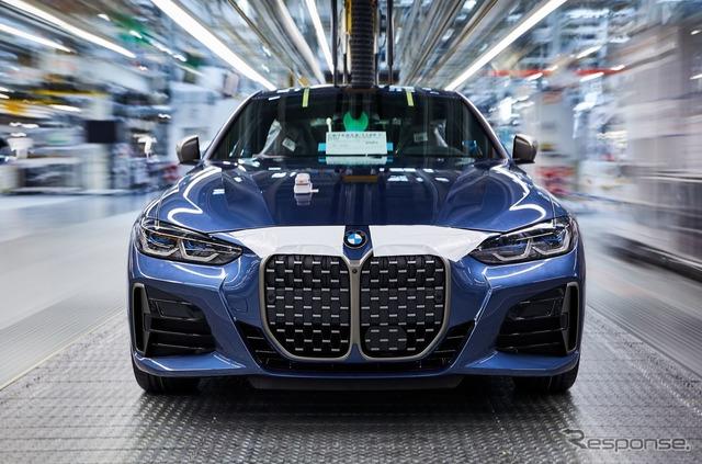 test ツイッターメディア - BMW 4シリーズ クーペ 新型、生産開始…10月欧州発売 https://t.co/j3osi1X0SN  #BMW #4シリーズ #ハイブリッドカー https://t.co/ElcaVOKElZ