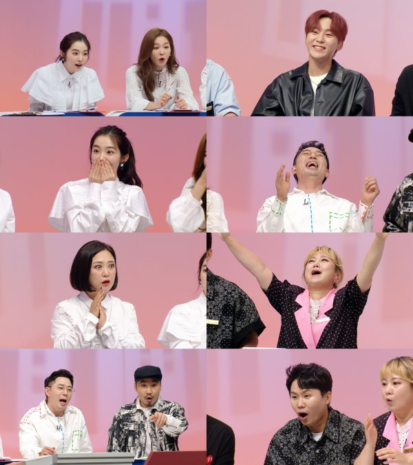Red Velvet Irene x Seulgi and SEVENTEEN Jeonghan x Seungkwan to guest on MBC 'Where is My Home' where they will appear as interns to assist their clients in finding their dream houses  Episode will air on July 5 10:45PMKST  Source: https://entertain.naver.com/now/read?oid=382&aid=0000835678 …pic.twitter.com/IazSNDmyNx  by The Seoul Story