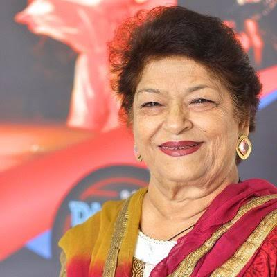 Saddened to hear the demise of #SarojKhan ji, legendary bollywood choreographer. My deepest Condolences to his family, freinds & fans. May God give them strength to overcome this loss. #RIPSarojji https://t.co/aUlsGm7nnL
