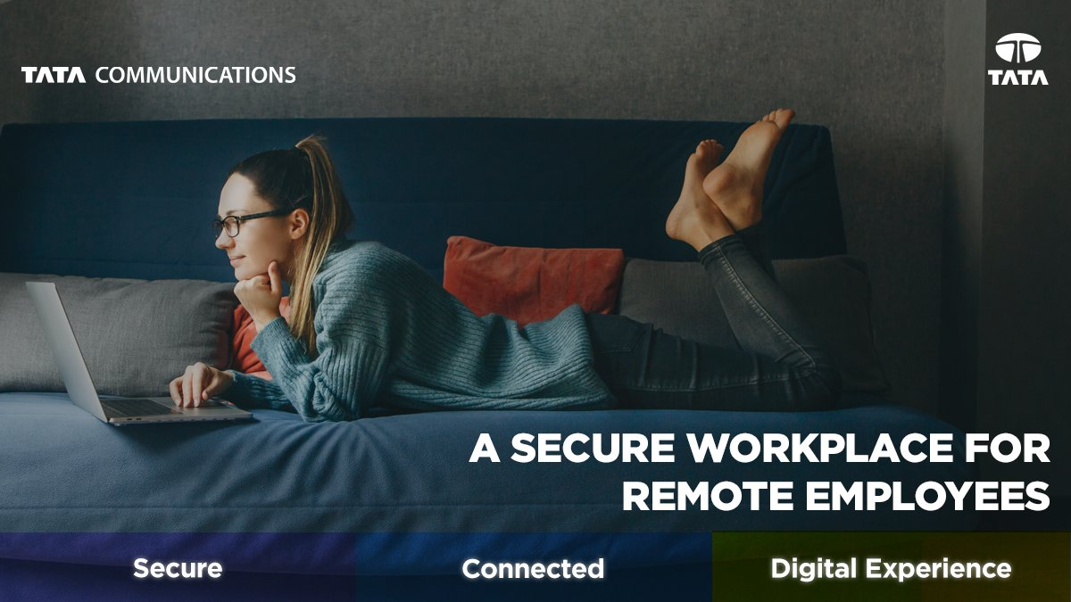 The way we work has changed and soon workspaces will too. Welcoming this new model entails keeping employees connected with a robust digital infrastucture. Learn how your enterprise can equip itself for this paradigm shift: https://t.co/ffrHXupBLR https://t.co/95ue3BgQLW