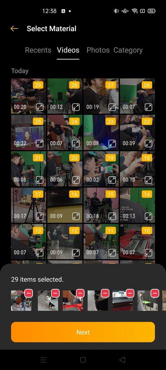Coba apps bawaannya #OPPOReno3Pro dulu pic.twitter.com/nc7QRqyi66