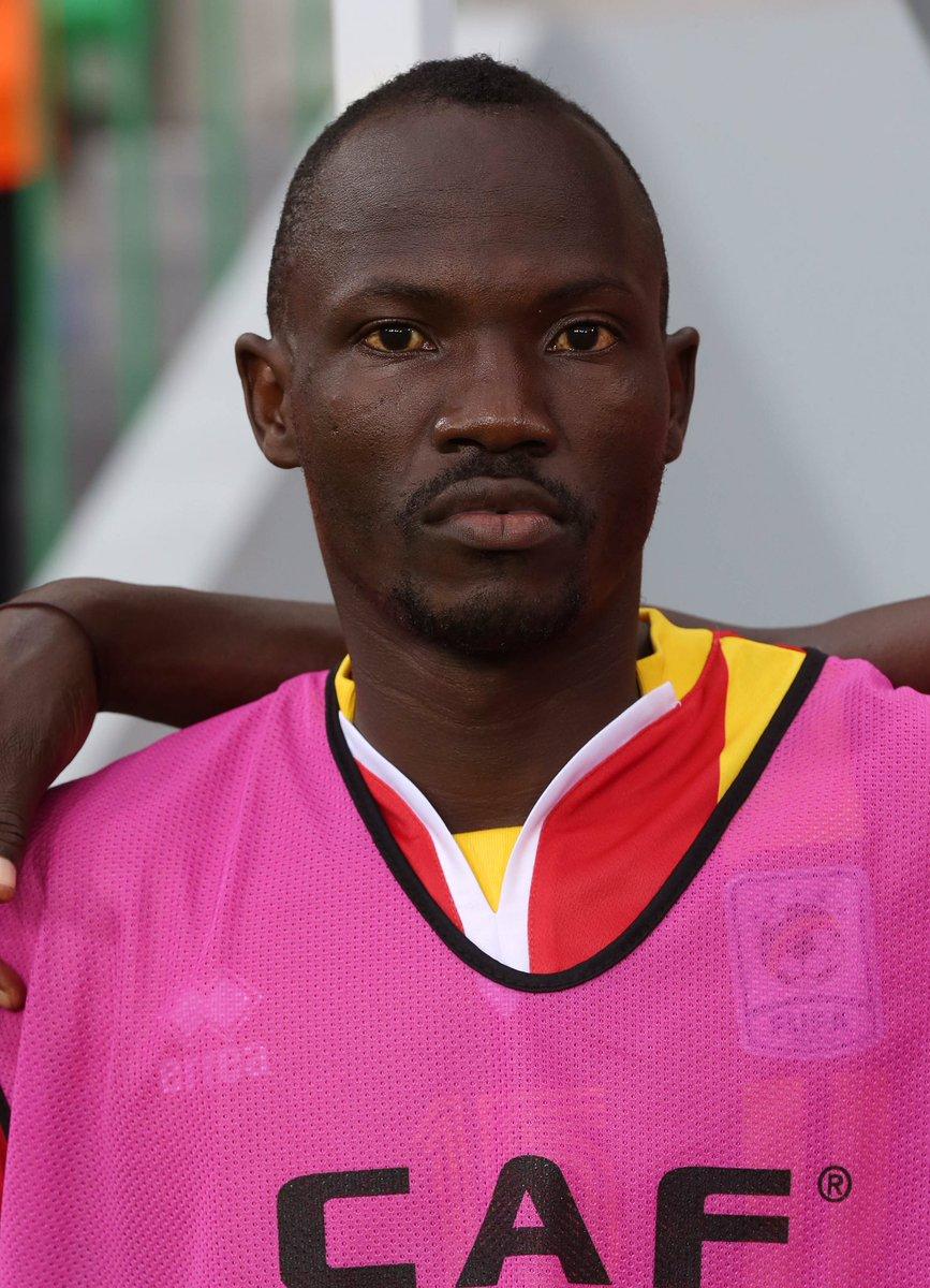Happy Birthday to Uganda  international, Godfrey Walusimbi!   #AfricanFootball pic.twitter.com/182vX9NdTs