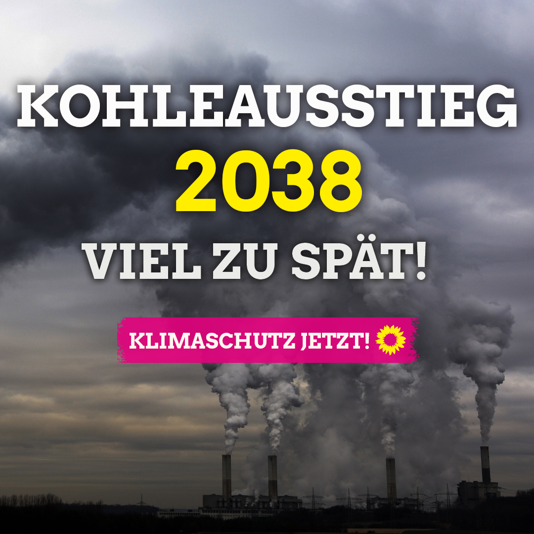 #Kohleausstieg