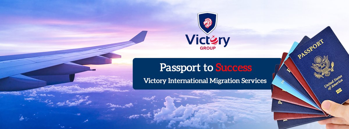 Passport to Success: Victory Group – Migration | Recruitment | Study Read more at :- https://bit.ly/2ZyjEb9 #VictoryGroup #PasporttoSuccess #EducationalInstitute pic.twitter.com/uCh1j1nPbZ