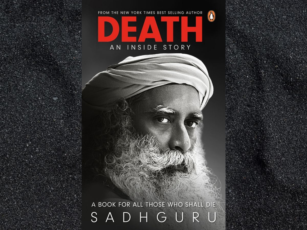 Spiritual master @SadhguruJV answers intriguing questions about life and death in his new book 'Death', which has been published by Penguin Random House.  Read the exclusive excerpts from the book here: https://t.co/w9WCJKe2OM  @ishafoundation  @PenguinIndia https://t.co/XylQBvgUf3