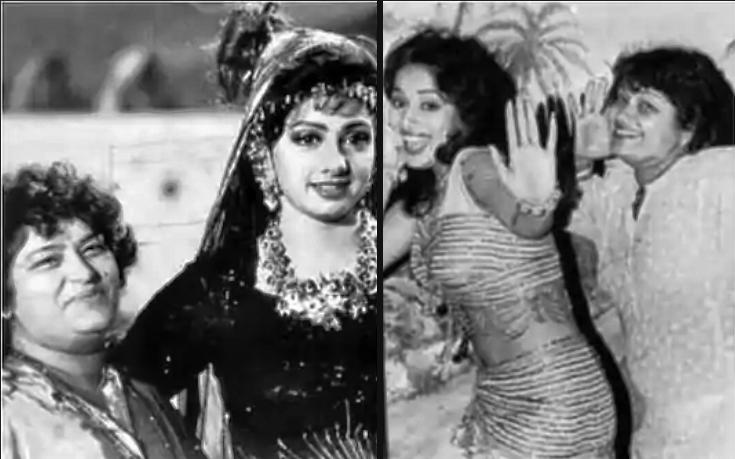 RIP Saroj Khan.  Creator of iconic dances and expressions. An ace choreographer, a teacher, a trend-setter and a true legend!  #SarojKhan #Masterji #INOXTributes https://t.co/TIOuuLZXcu