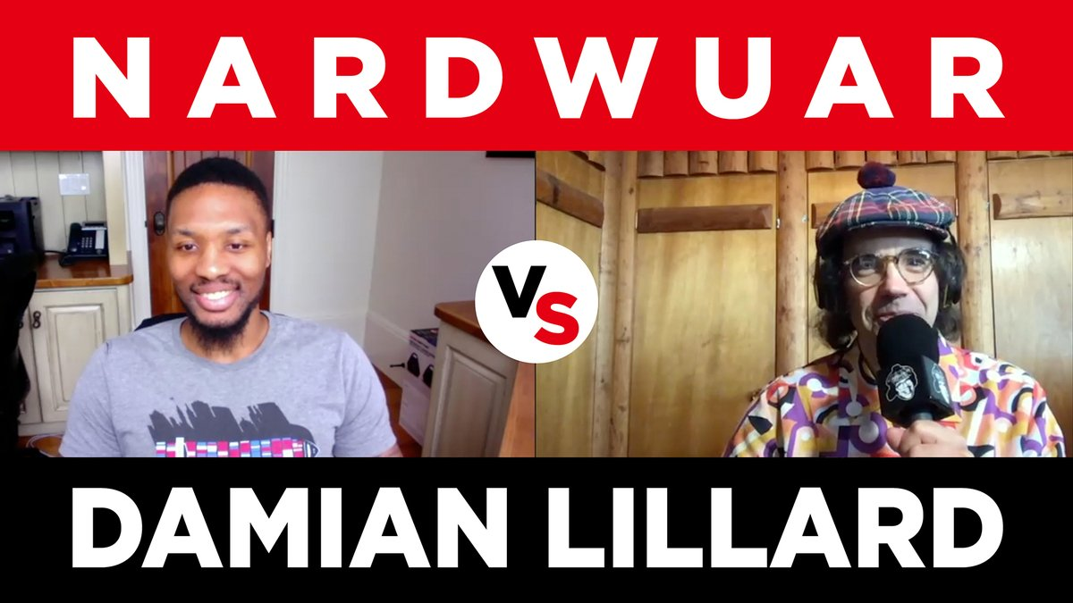 Here's an *excerpt* of a new interview I did with Damian Lillard of the Portland Trail Blazers. It's a fundraiser I am doing for the Black Women's Health Imperative. Check out the *full* version at https://t.co/SMYeyPjkqS Thanks. @Dame_Lillard @trailblazers #blacklivesmatter https://t.co/9iWNtINLgc