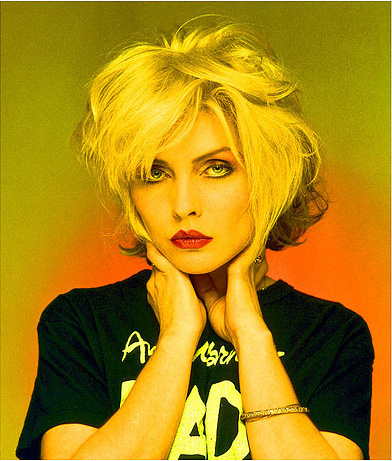 Happy Birthday to the incomparable Deborah Harry!