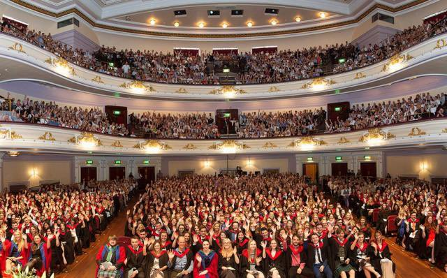 Today was to be day 1 of 3 for  @EdinburghNapier graduations. Everyone at the Usher Hall would like to congratulate the #Classof2020 across all Schools at Napier for their hard work and dedication so far and the promise of an amazing future 🎓 #Graduation2020 https://t.co/hW0rnzmyTe
